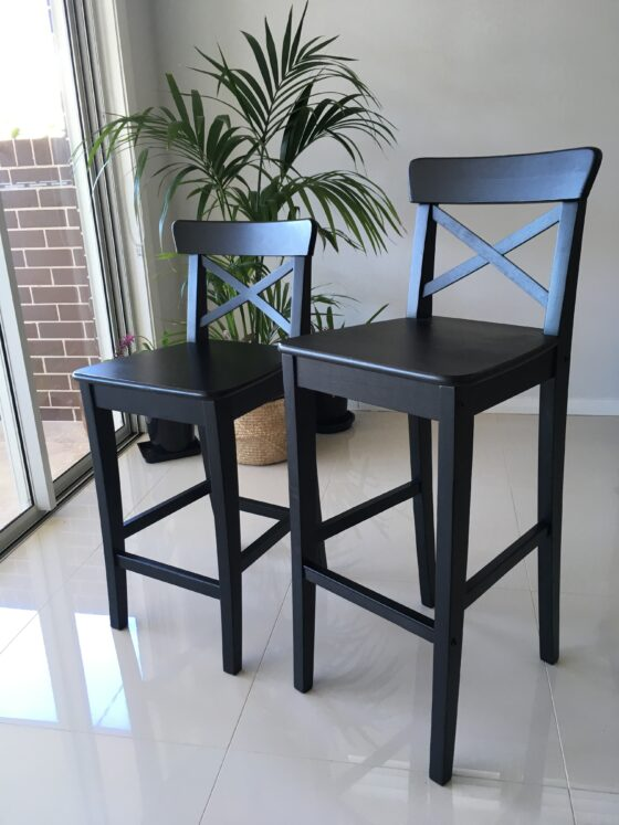 skillcoach ikea ingolf bar stool virtual design. Black Bedroom Furniture Sets. Home Design Ideas