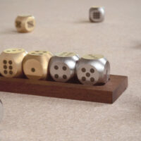 These New CoDi Dice Replace Old D6 Bones with Clever Customization Upgrades