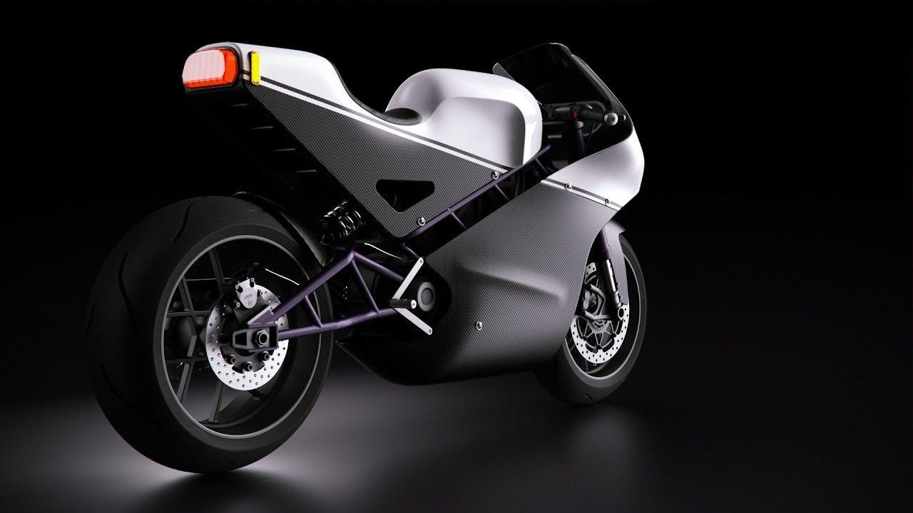 Fusion 360 Concept Motocycle