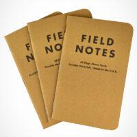 Cool Tools of Doom: Field Notes Pocket Sketchbooks