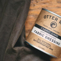 Cool Tools of Doom: Otter Wax Heat-Activated Wax Fabric Dressing