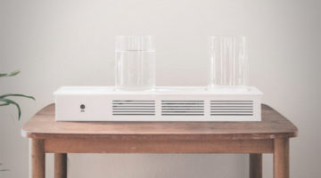 Pour Reception Challenges Modern Interfaces with Water-Based Commands