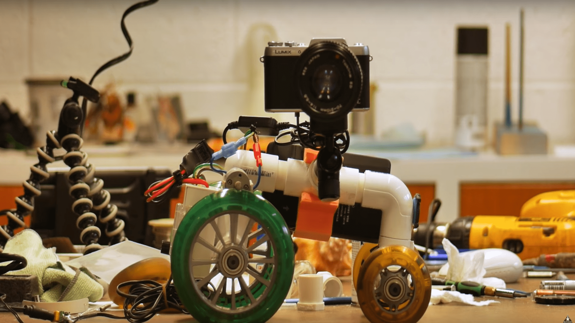 diy camera dolly