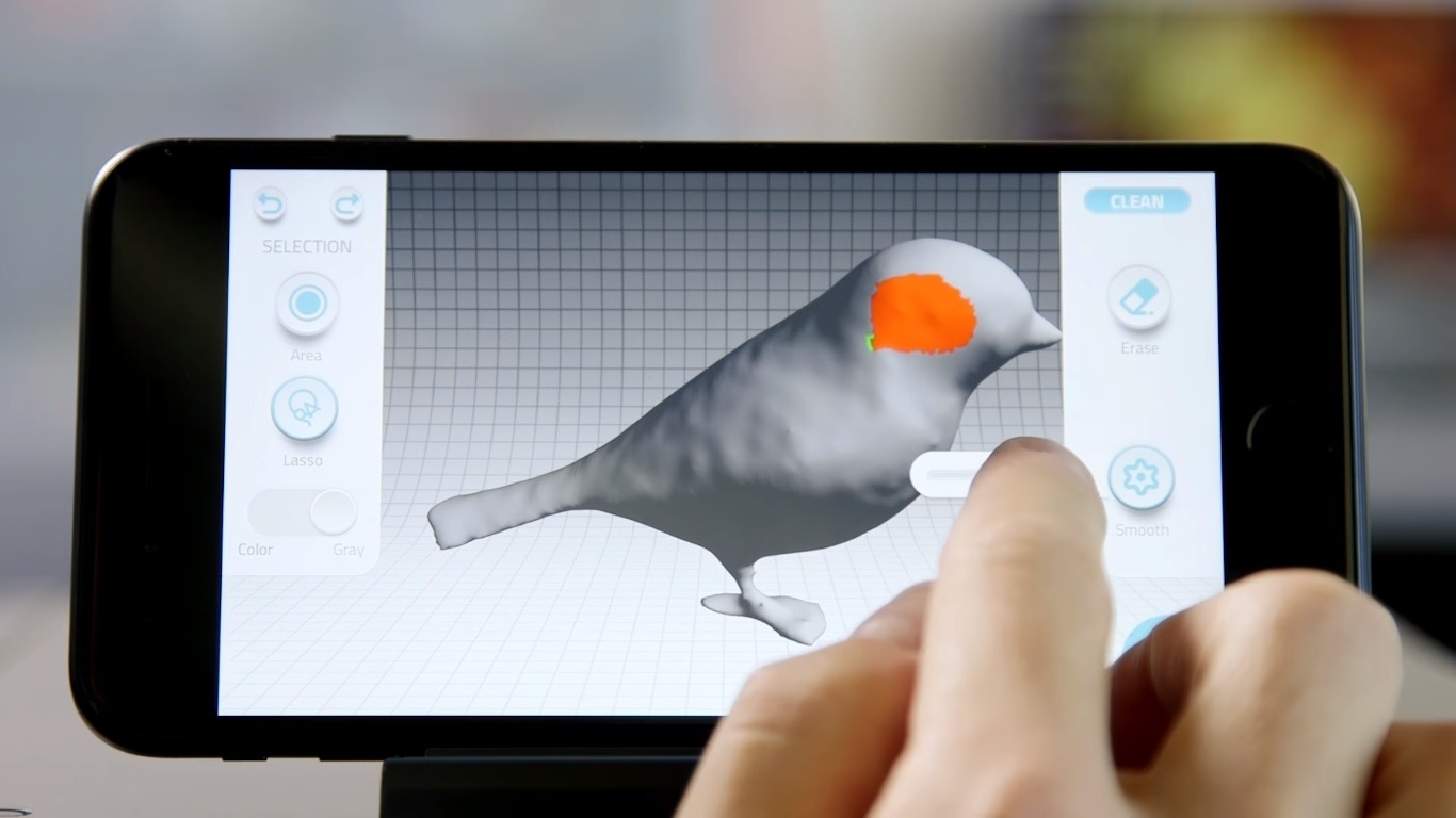 3d scan and print objects with the qlone mobile app for 3d object editor