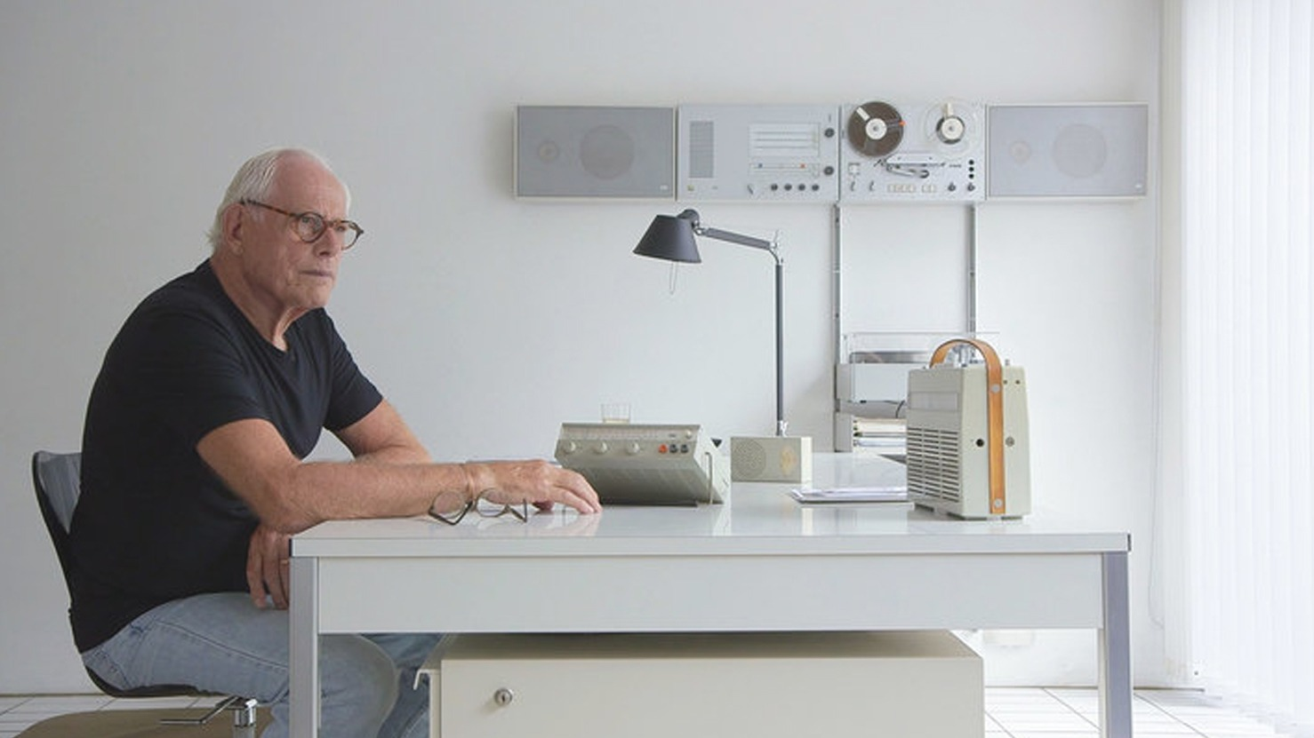 filmmaker gary hustwit releases teasers for upcoming dieter rams documentary solidsmack. Black Bedroom Furniture Sets. Home Design Ideas