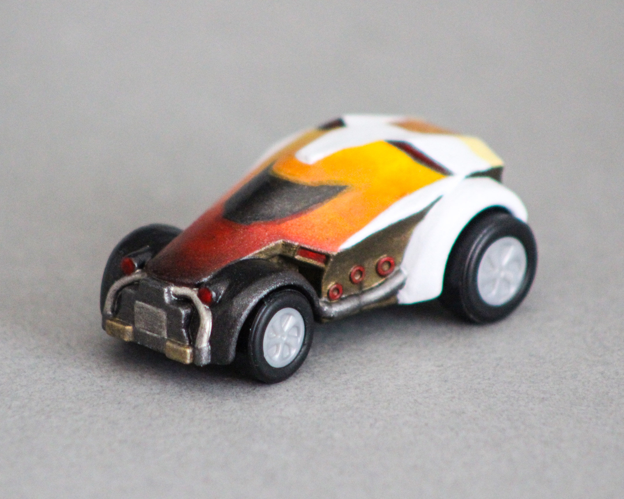 Handmade 'Rocket League' Cars Based on Video Game Characters