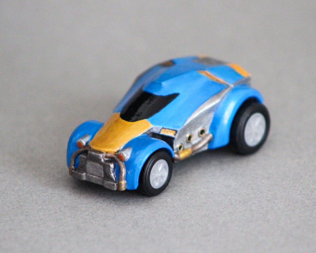 Custom Rocket League Cars