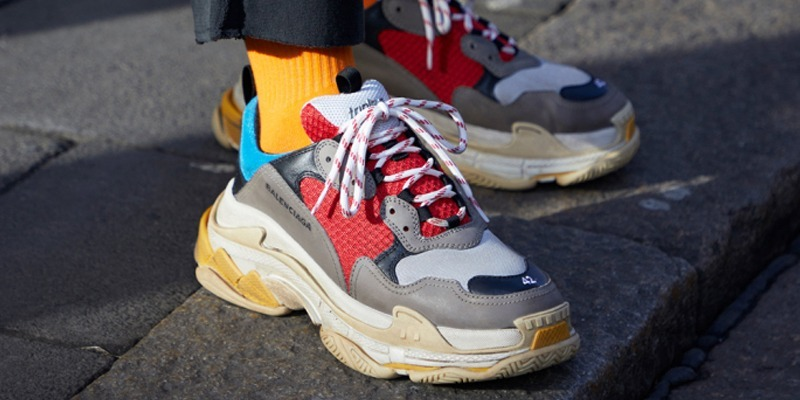 Balenciaga's Dad Shoes Could Help the Brand Hit the Billion-Dollar Sales Mark