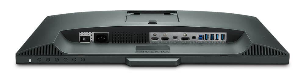 BenQ PD2500Q Monitor Ports