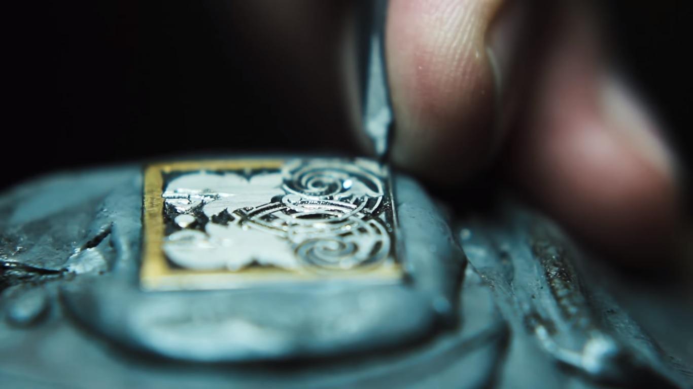 Bram Ramon Engravings