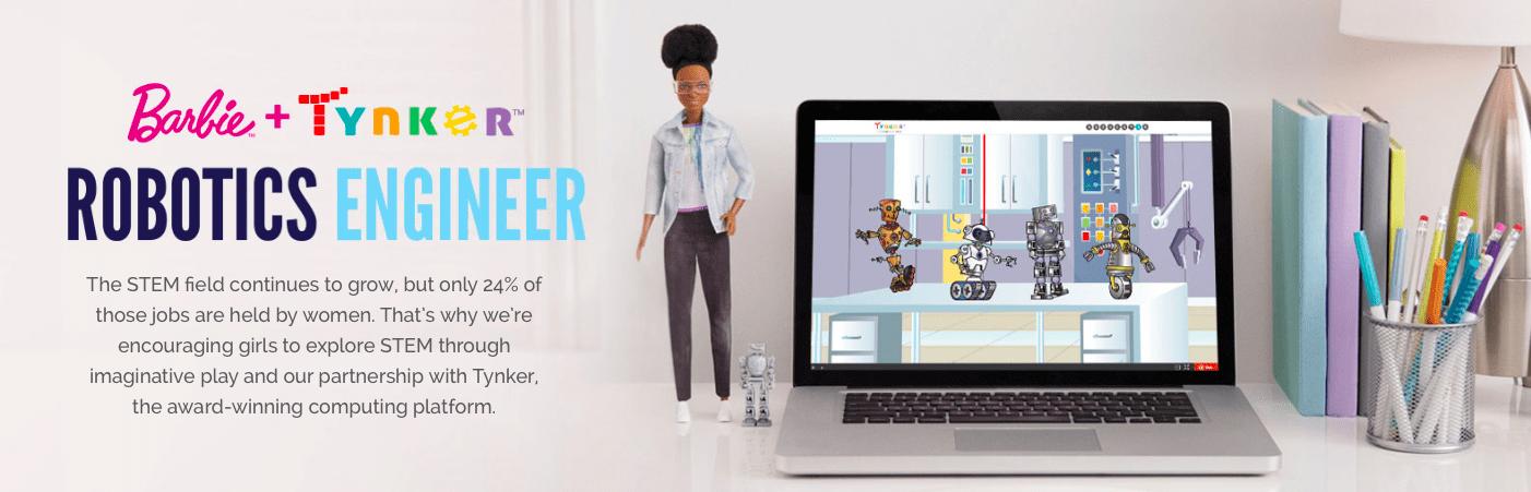 Engineer Barbie