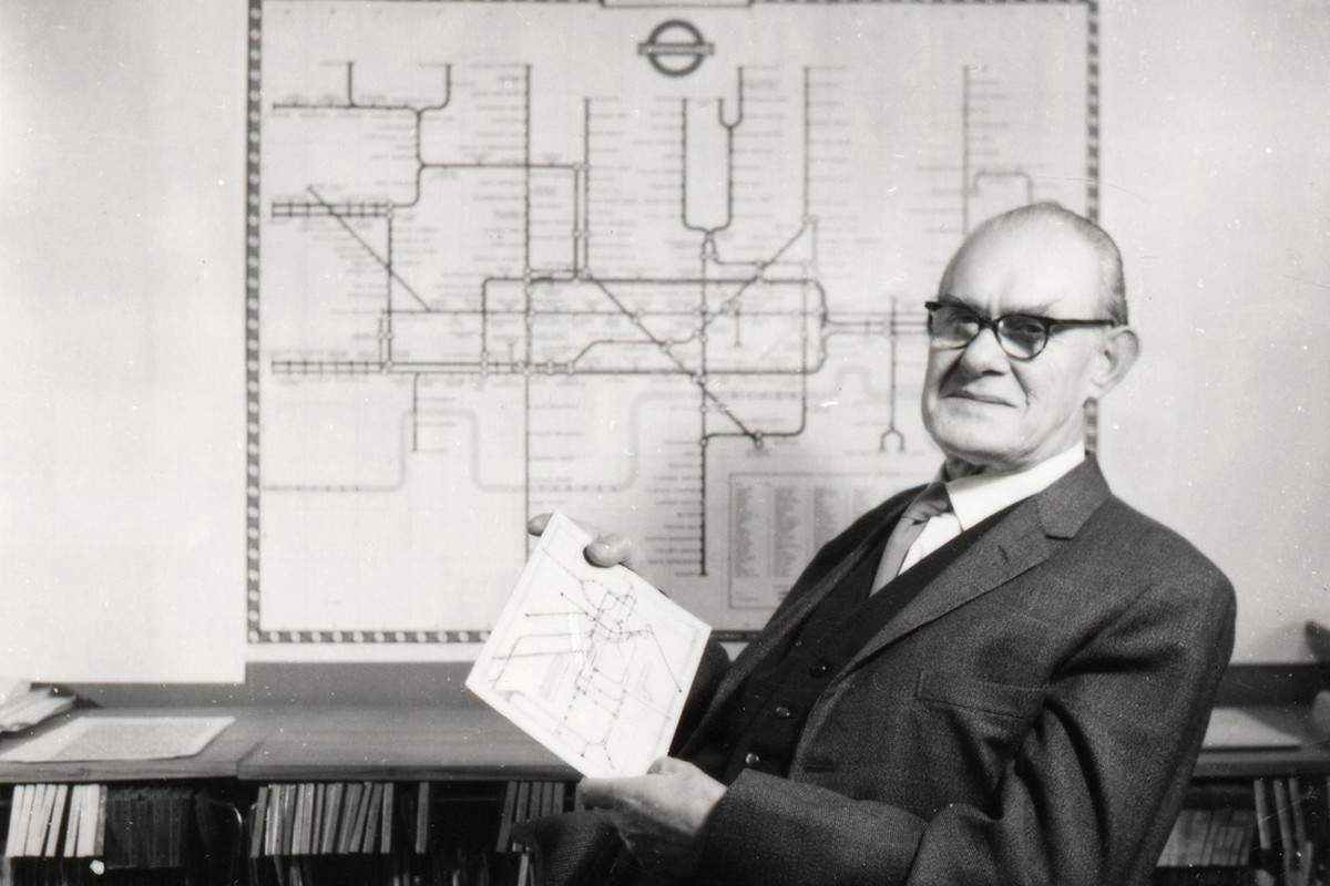 London Underground Railway System Design