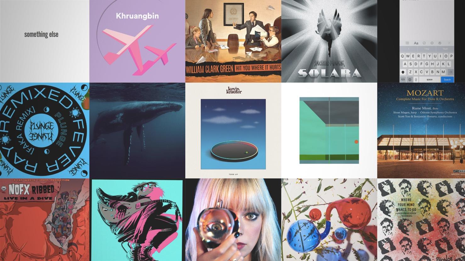 Spotify Albums