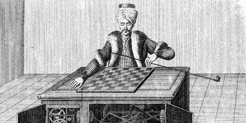 Inside the Automaton of Mechanical Turk