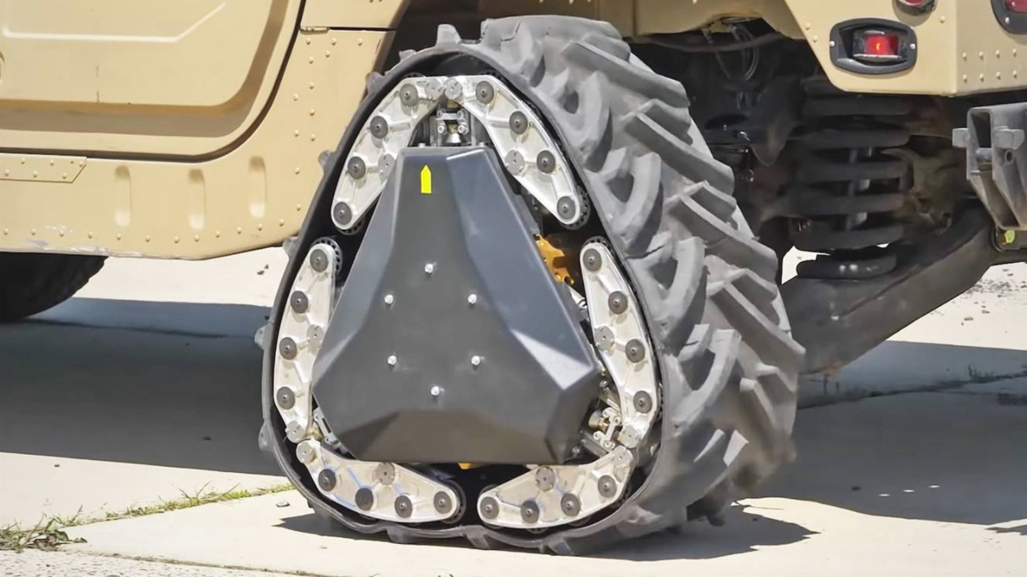 DARPA-Wheel-Technology