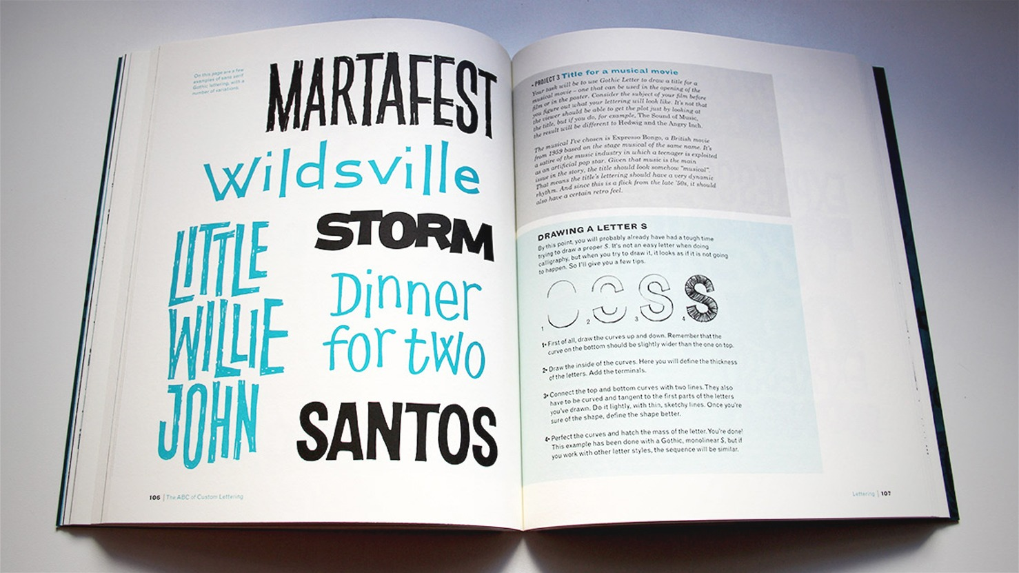 How to Do Lettering