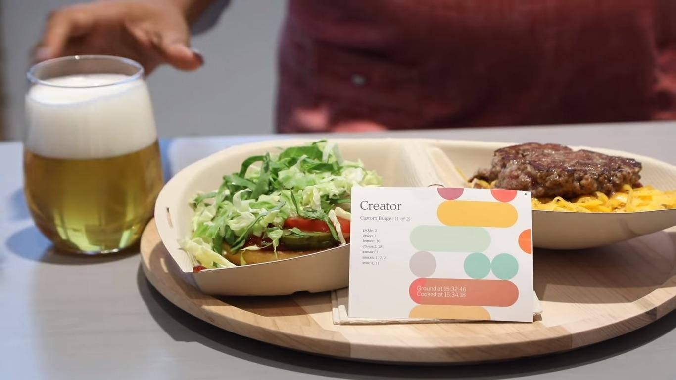Creator Burger Restaurant