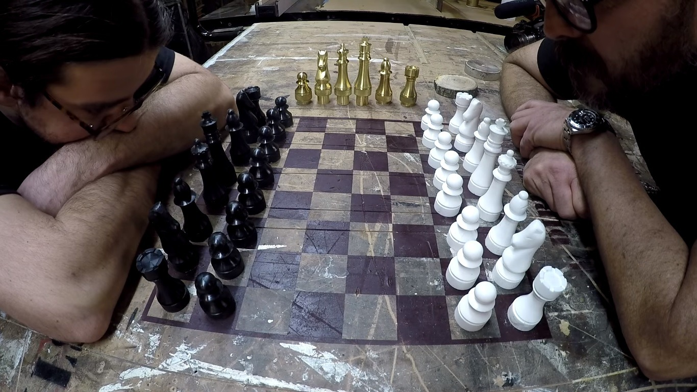 DiResta Chess Set