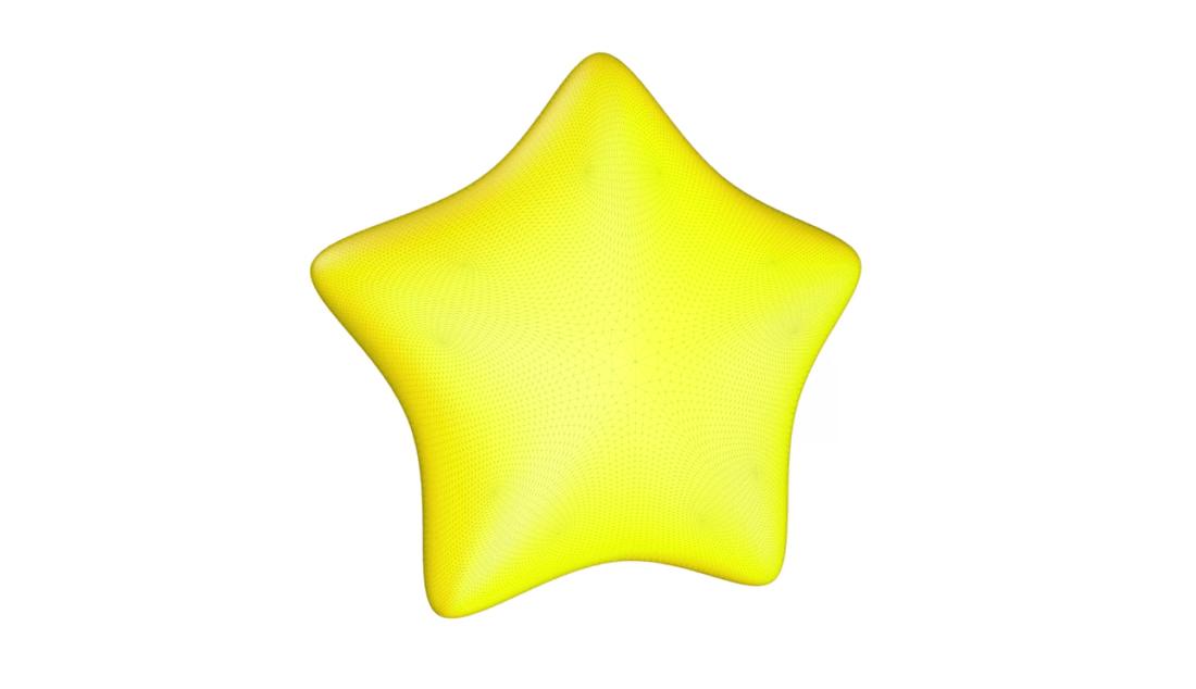 star-3d mesh