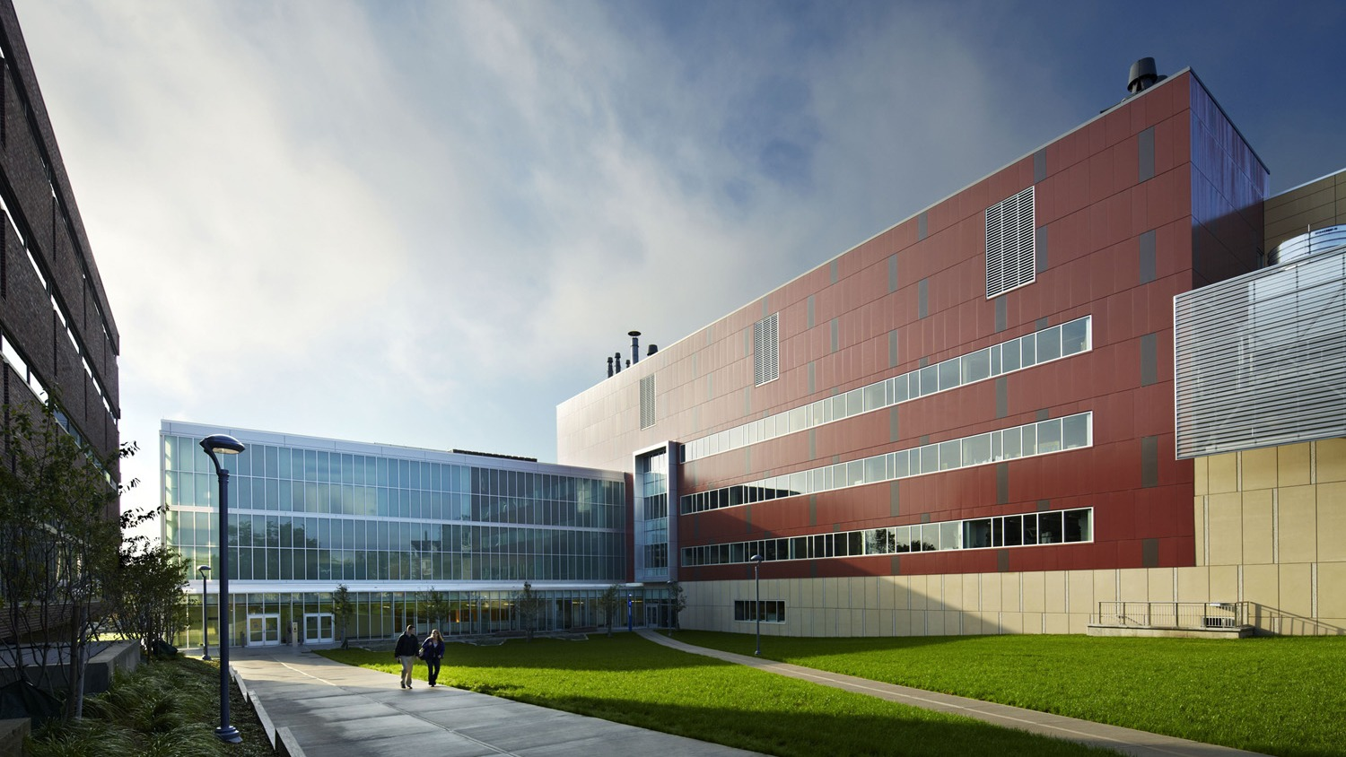 UMass Lowell Emerging Technologies Center Dassault Systemes Learning Center