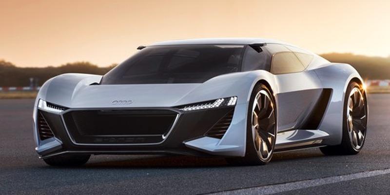 Audi's Electric Concept