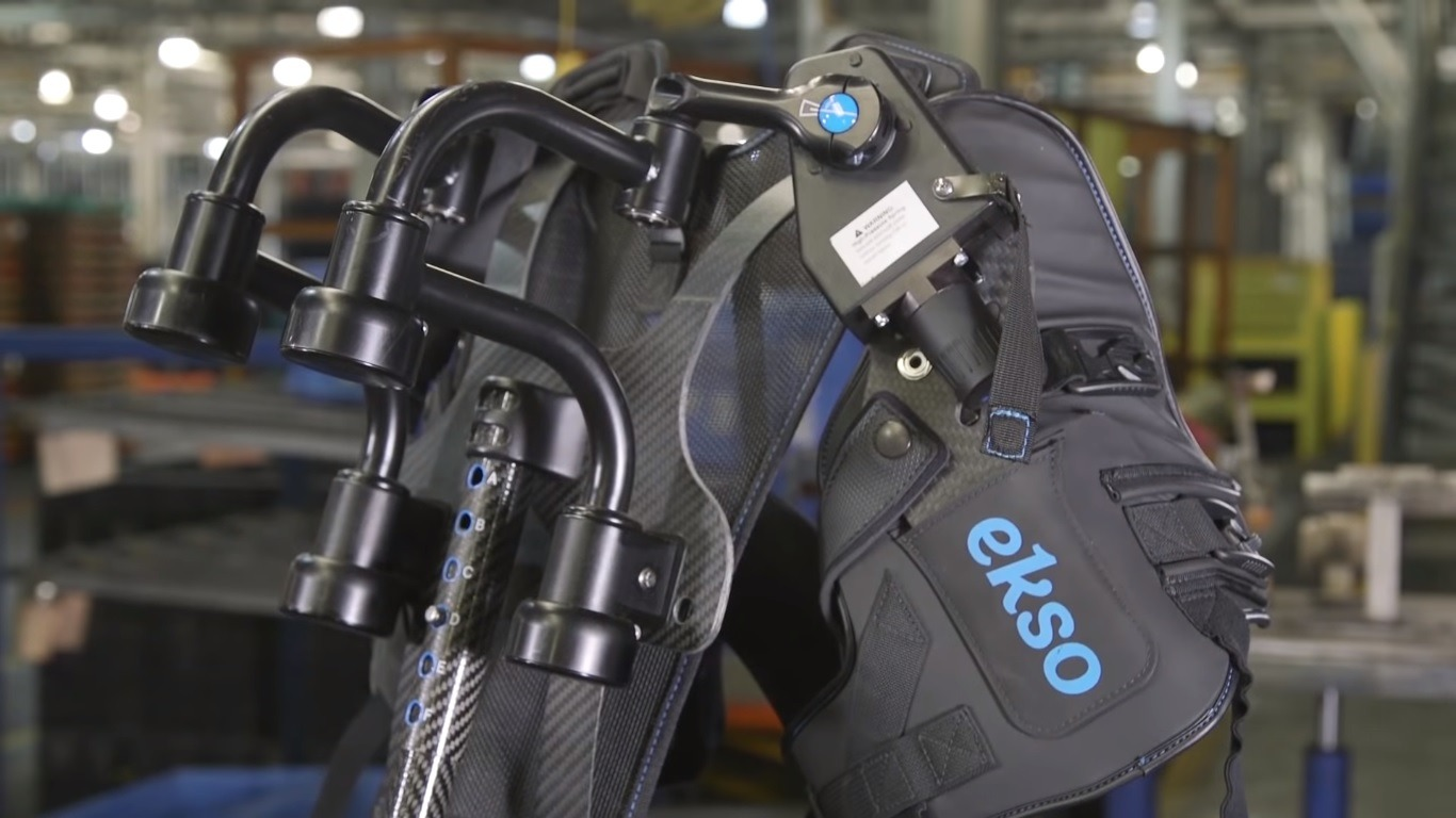 Ford EksoVest Collaboration
