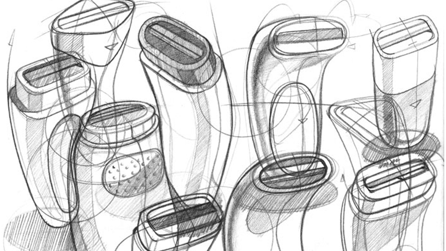 Industrial Design Sketching