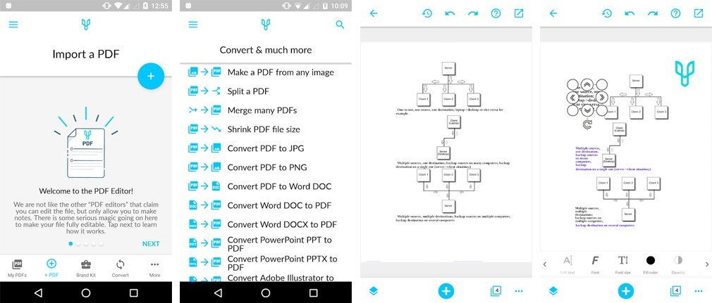 PDF Editor Android