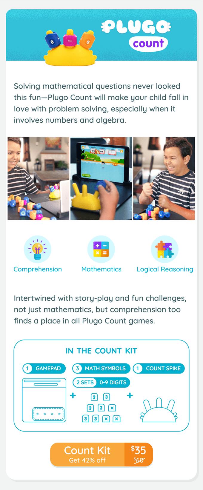 Plugo AR game system