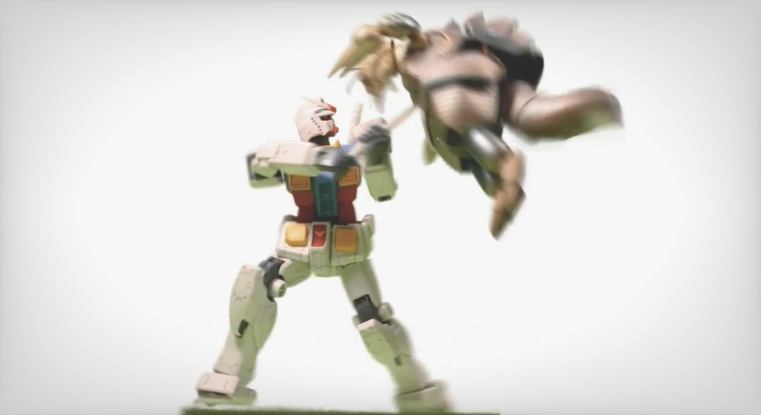 Brilliant Stop Motion Filmmaker Bring His Favorite Robot Toys To Life