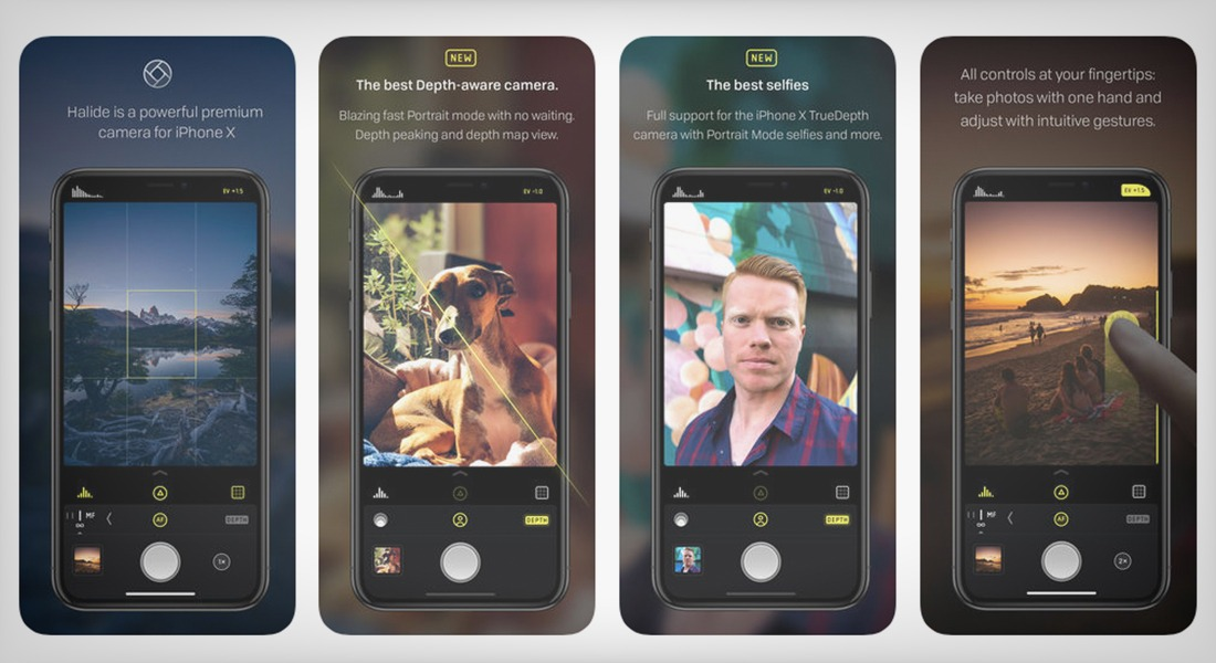 App Smack 32 18: Halide Camera, TravelBank, Informant 5