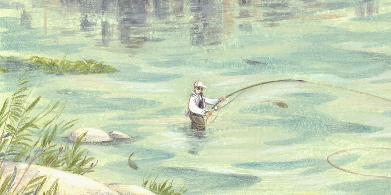 Letter of Recommendation: Urban Fly-Fishing