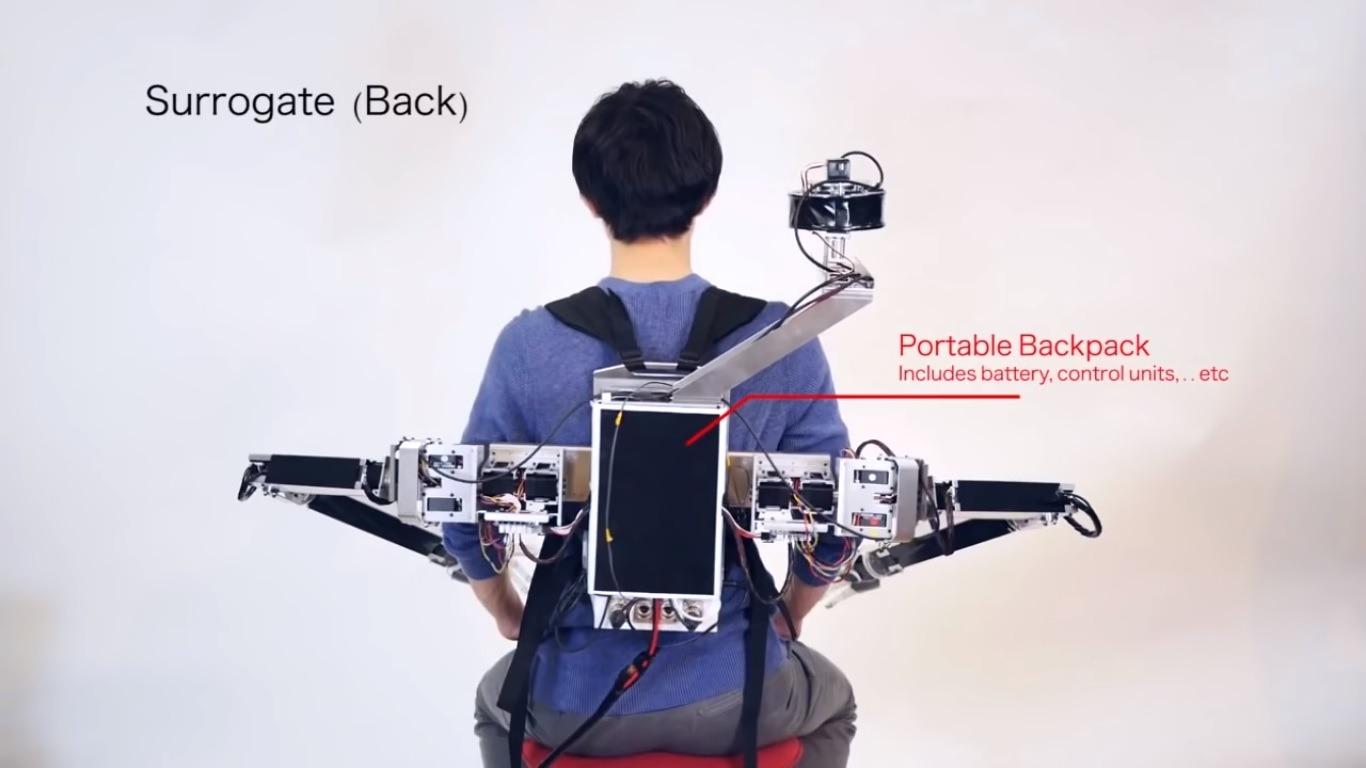 FUSION Surrogate Backpack