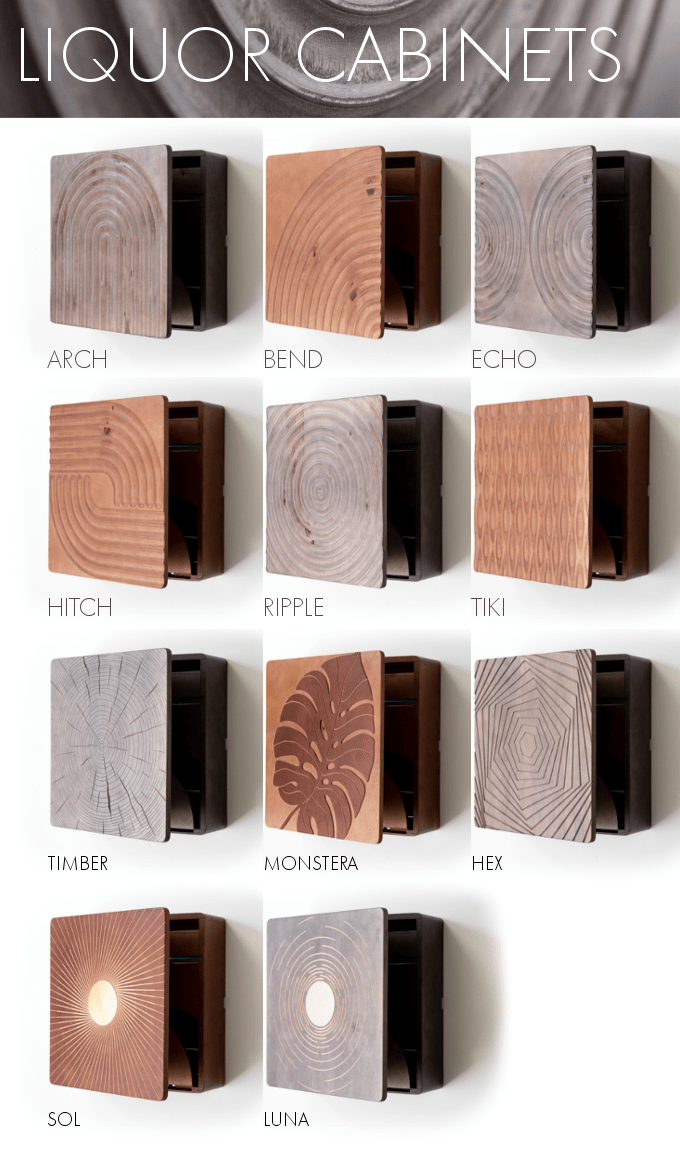 KARVD Wood Panels