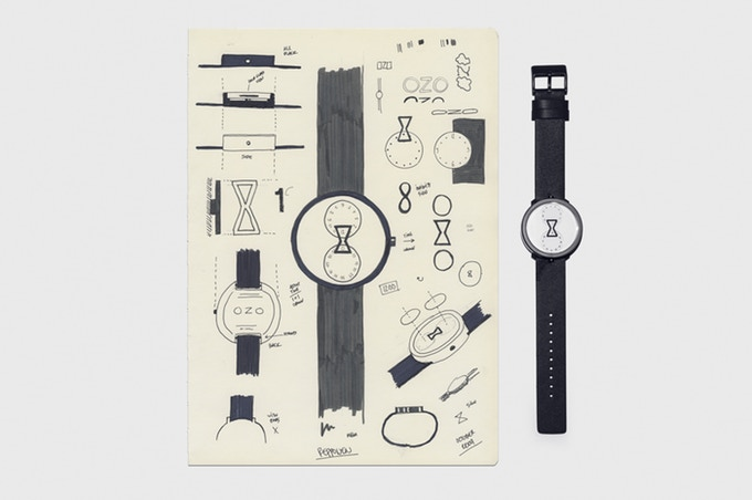 NURO analog watch