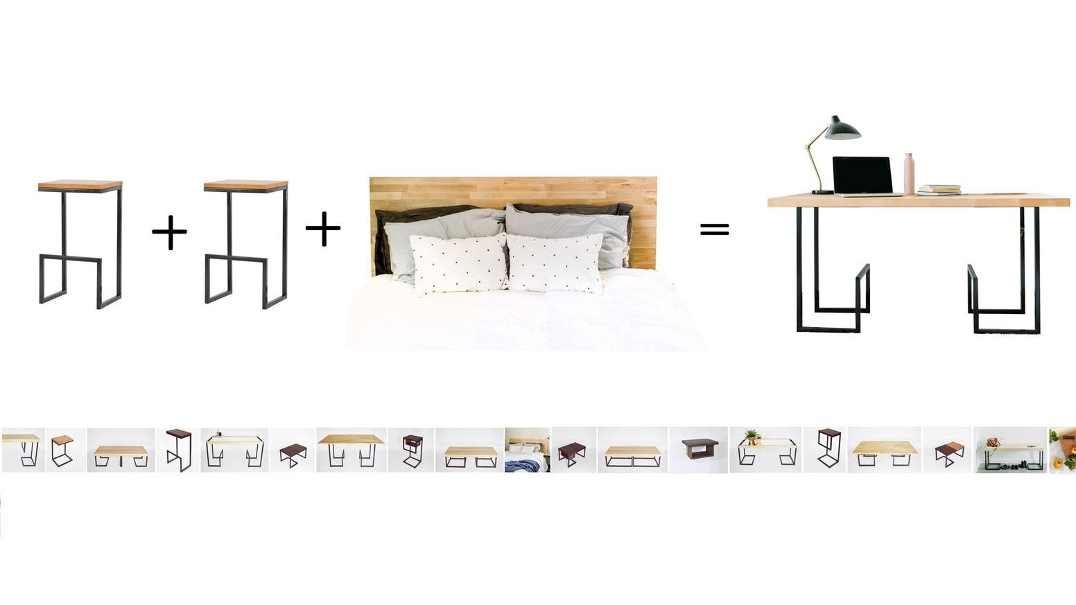 VARIA furniture set
