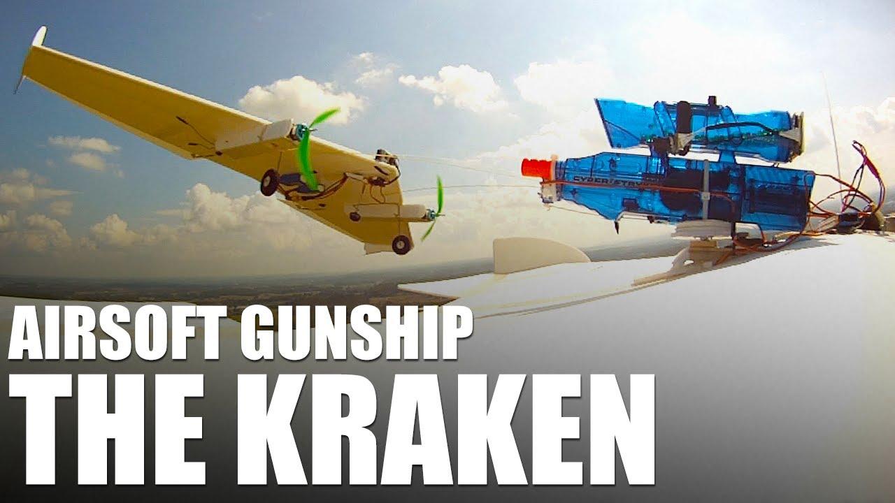 airsoft gunship kraken