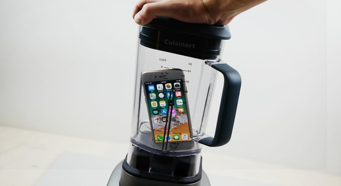 iPhone Blender