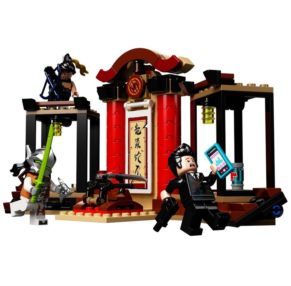 overwatch lego sets