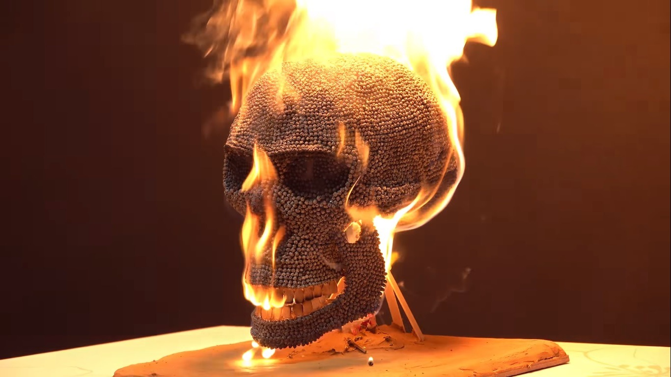 BLACKHAND skull