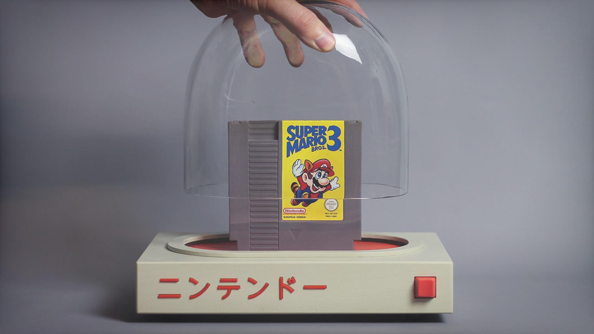 Custom NES Console
