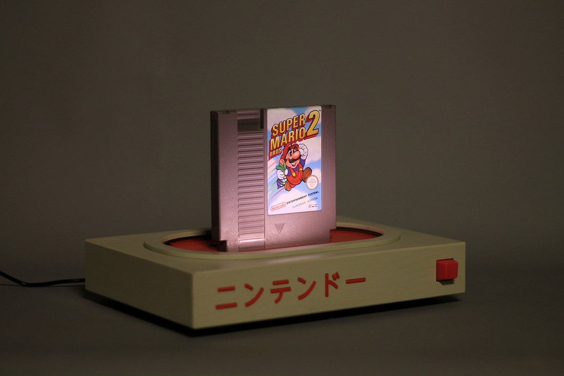NES shrine