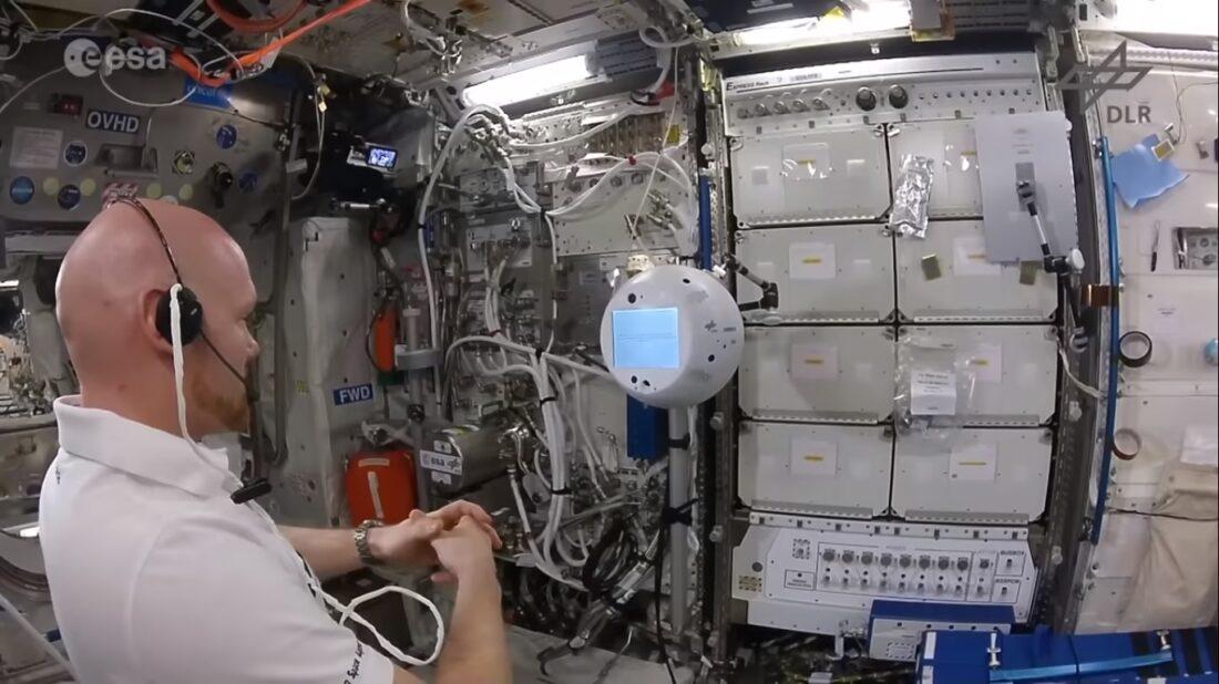 CIMON space AI