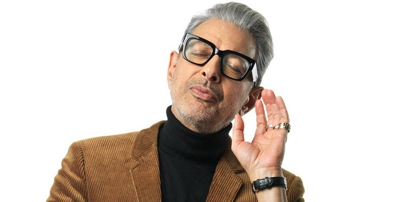 Jeff Goldblum Is Going Back to His Roots