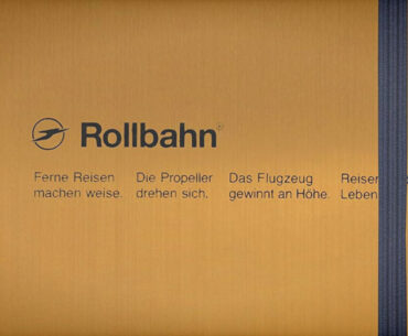 Rollbahn Notebook