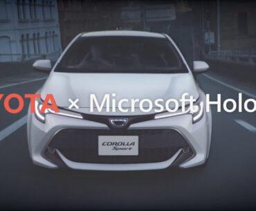 Toyota Hololens