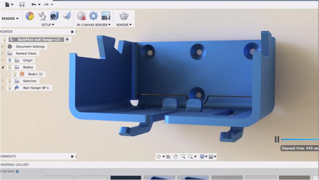 Eric Strebel CAD Design
