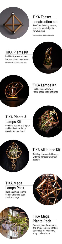 TiKA modular design kit