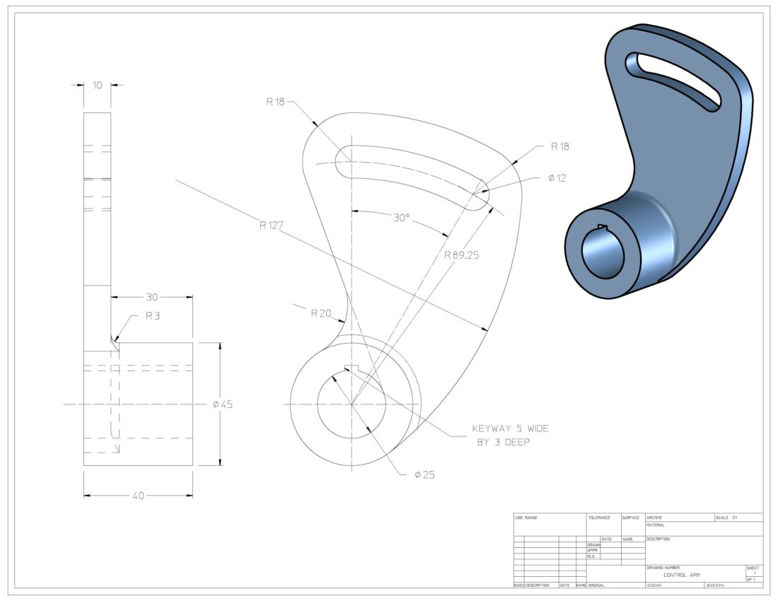 SkillCoach   Fusion 360 Parametric Part Modeling From 2D