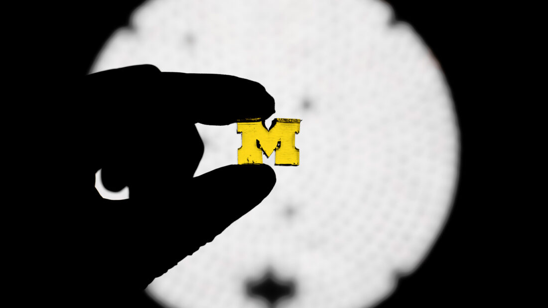 dual light photopolymer 3d printing - university of michigan